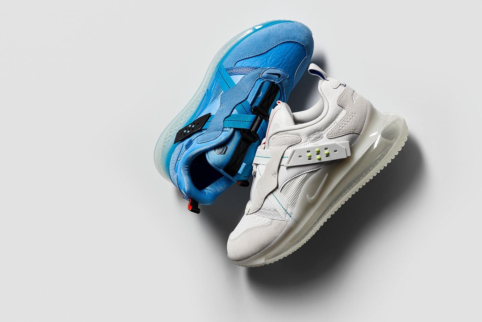 Nike x Odell Beckham Jr Air Max 720 - DA4155-100 & DA4155-400