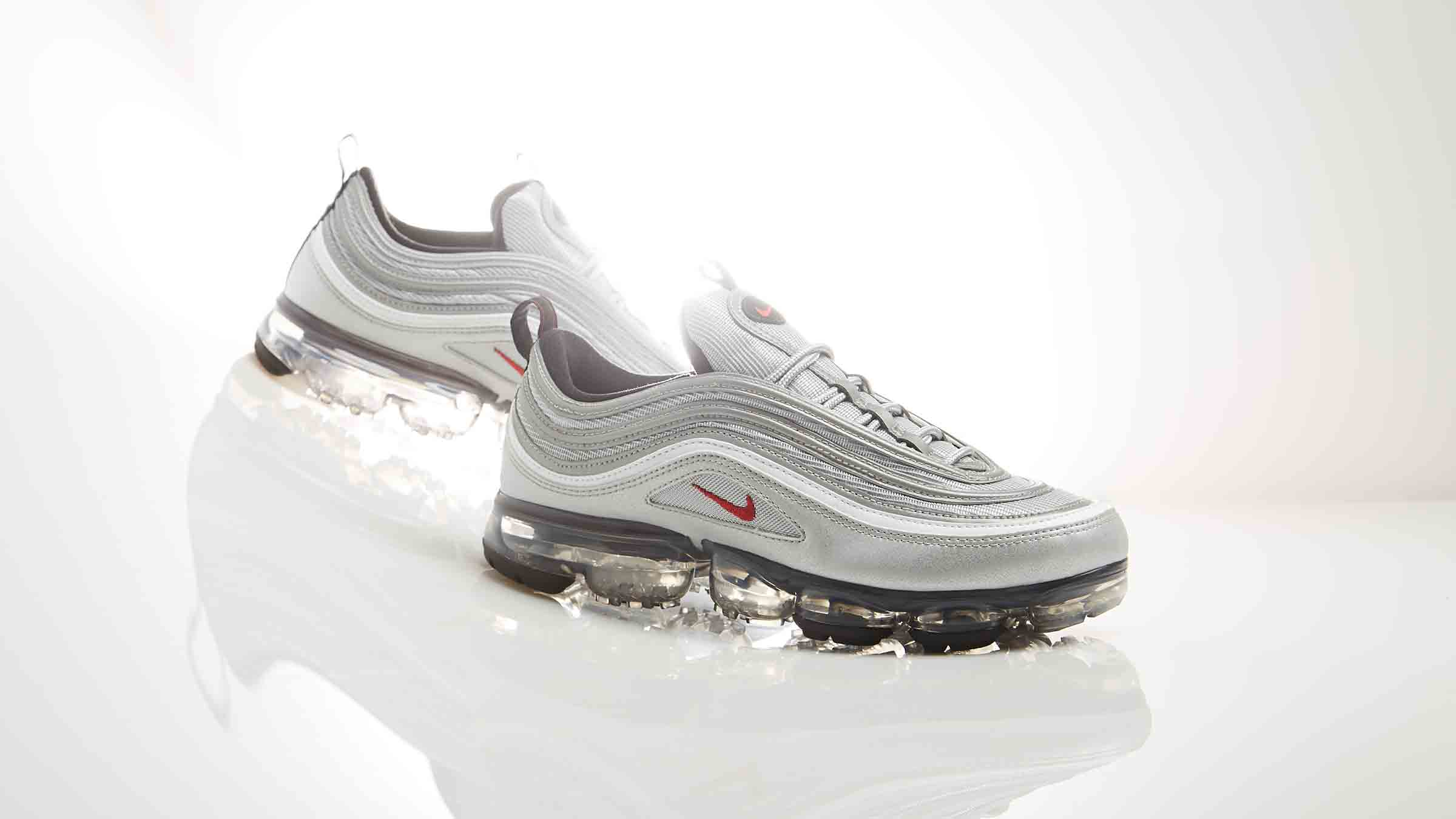 quality design 117d4 1dc11 END. Features | Nike Air Vapormax 97 'Silver Bullet ...