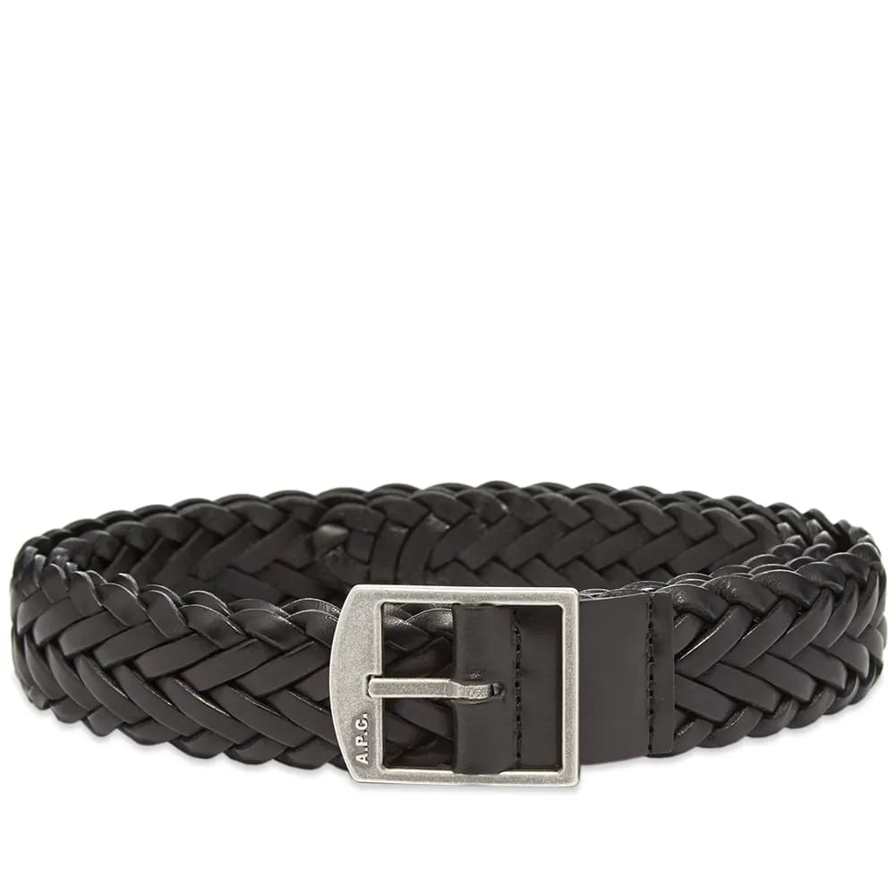 A.P.C. Leather Belt