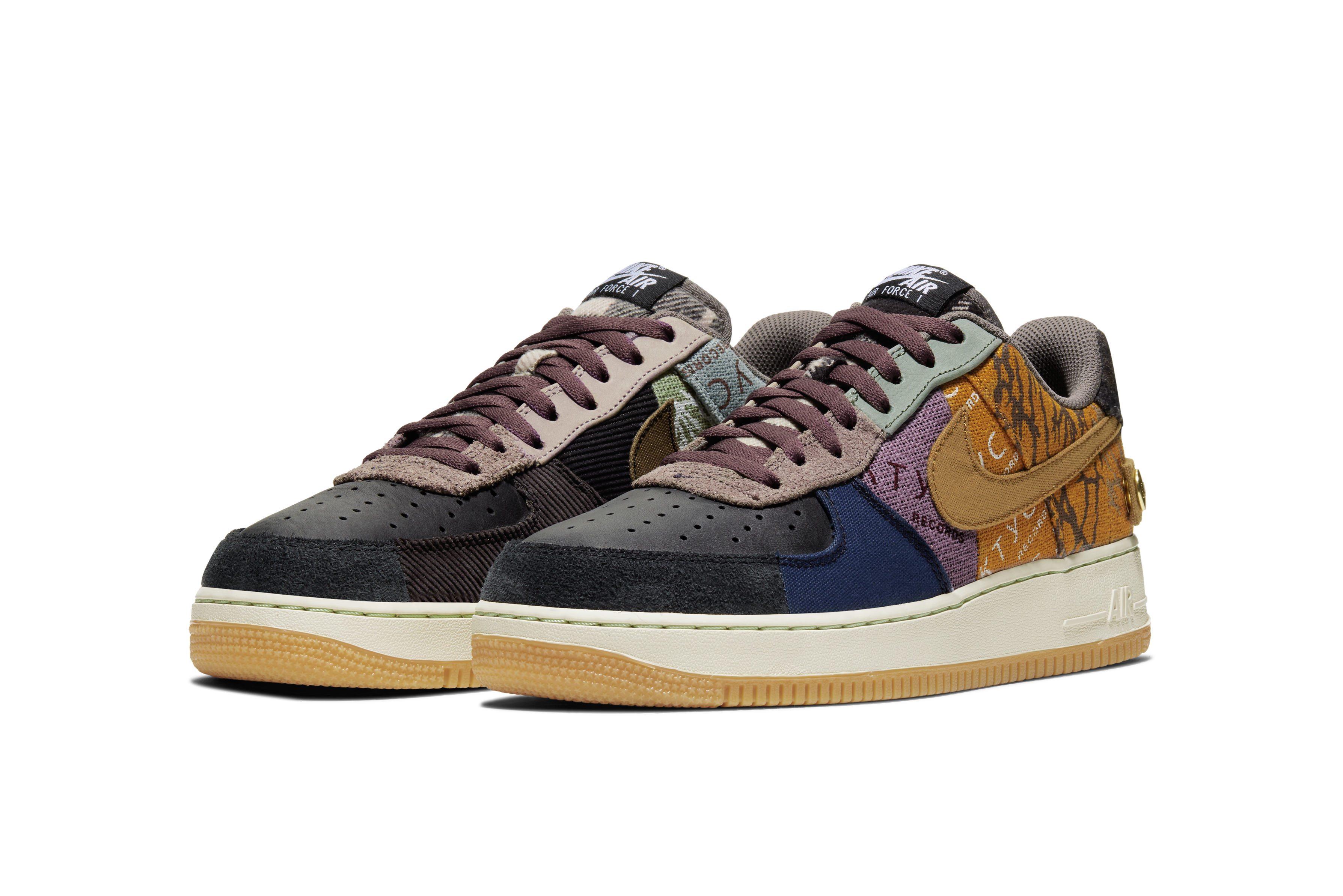 Nike x Travis Scott Air Force 1 - CN2405-900