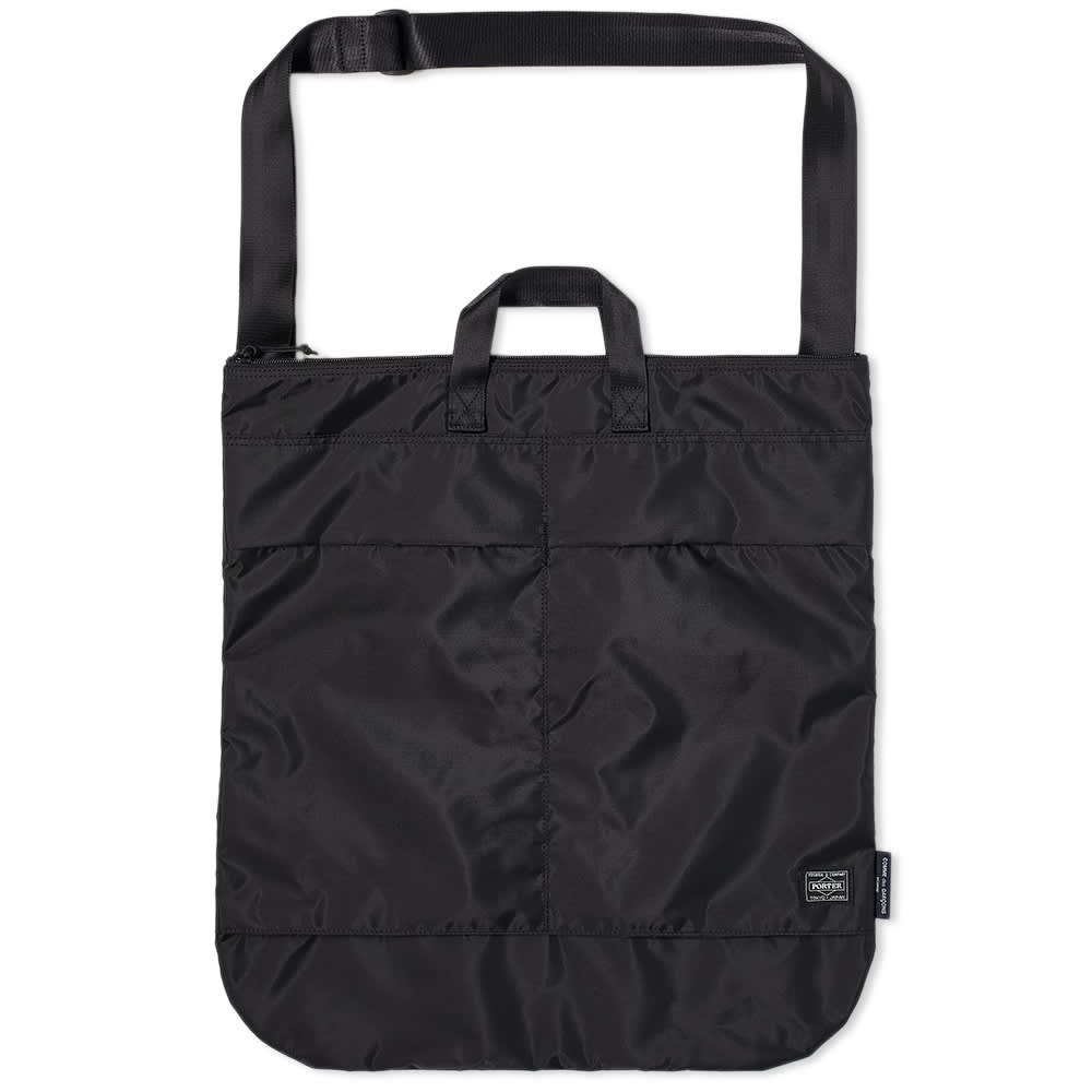 Curated 009 | Tote Bags - Comme Des Garcons Homme x Porter Nylon Helmet Bag