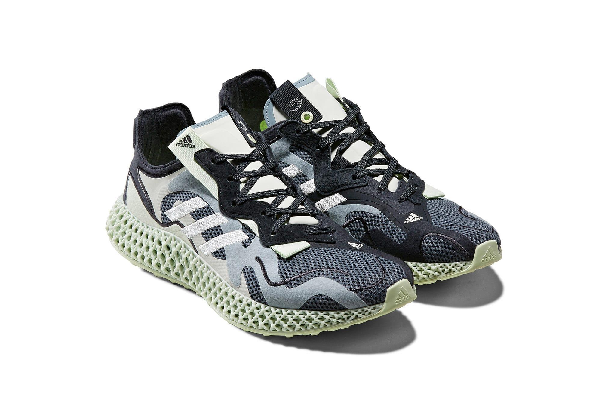 adidas runner 4d camo