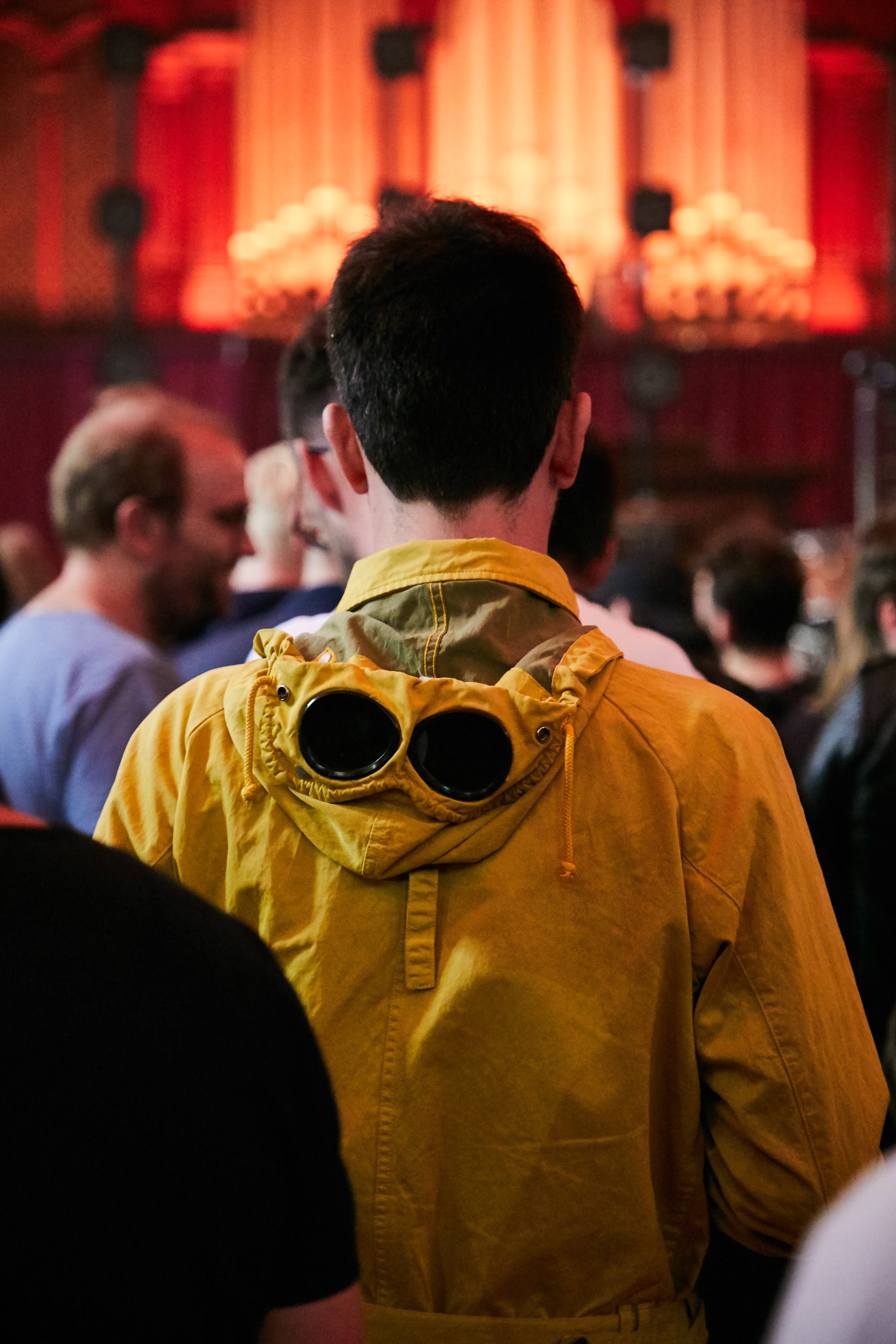 adidas Spezial & END. Present: Liam Gallagher Live at the Round Chapel