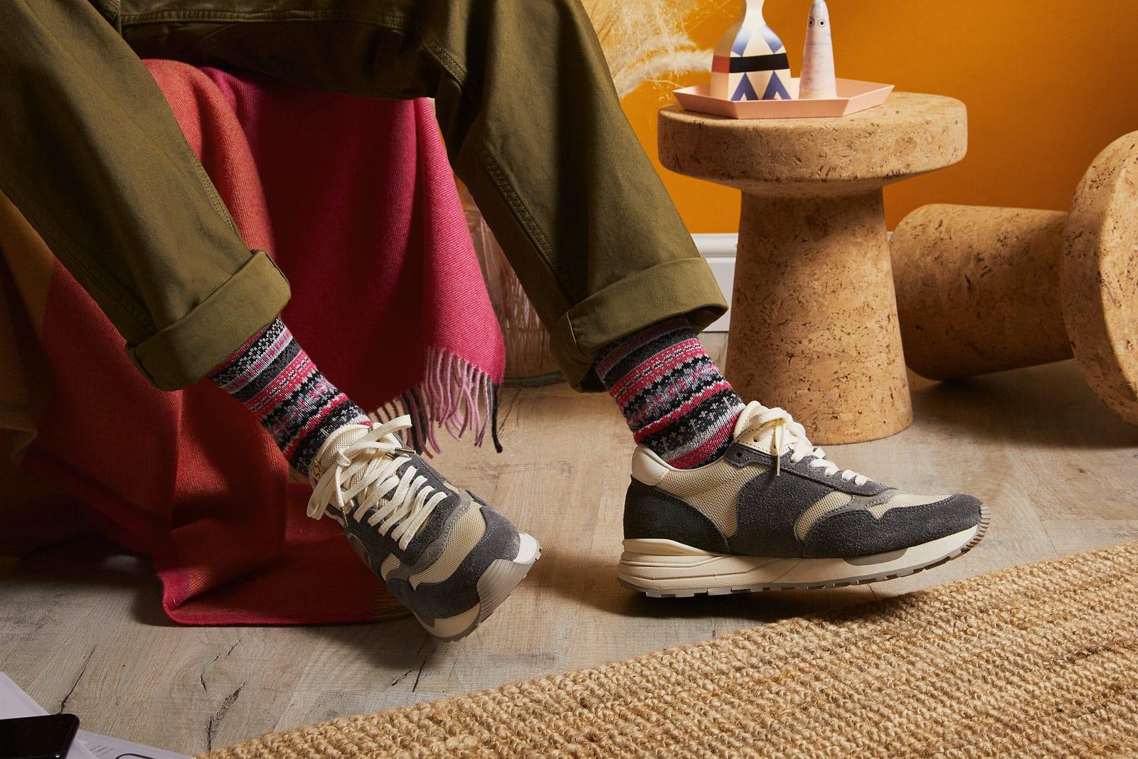 END. x CHUP Hostlov Socks - ENDCHP-C2