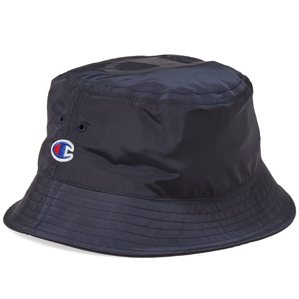 Champion x Beams Packable Bucket Hat