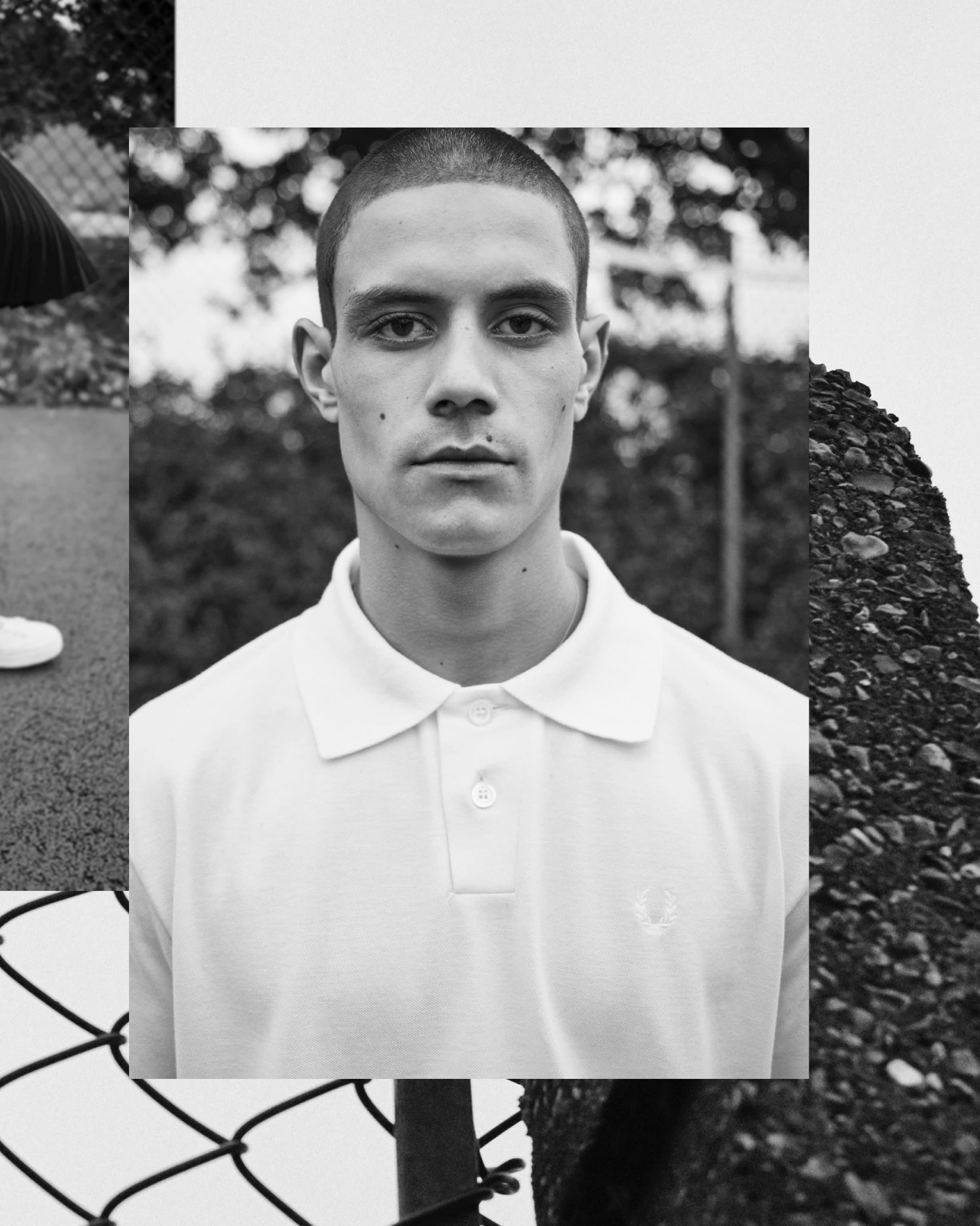 Fred Perry x Margaret Howell