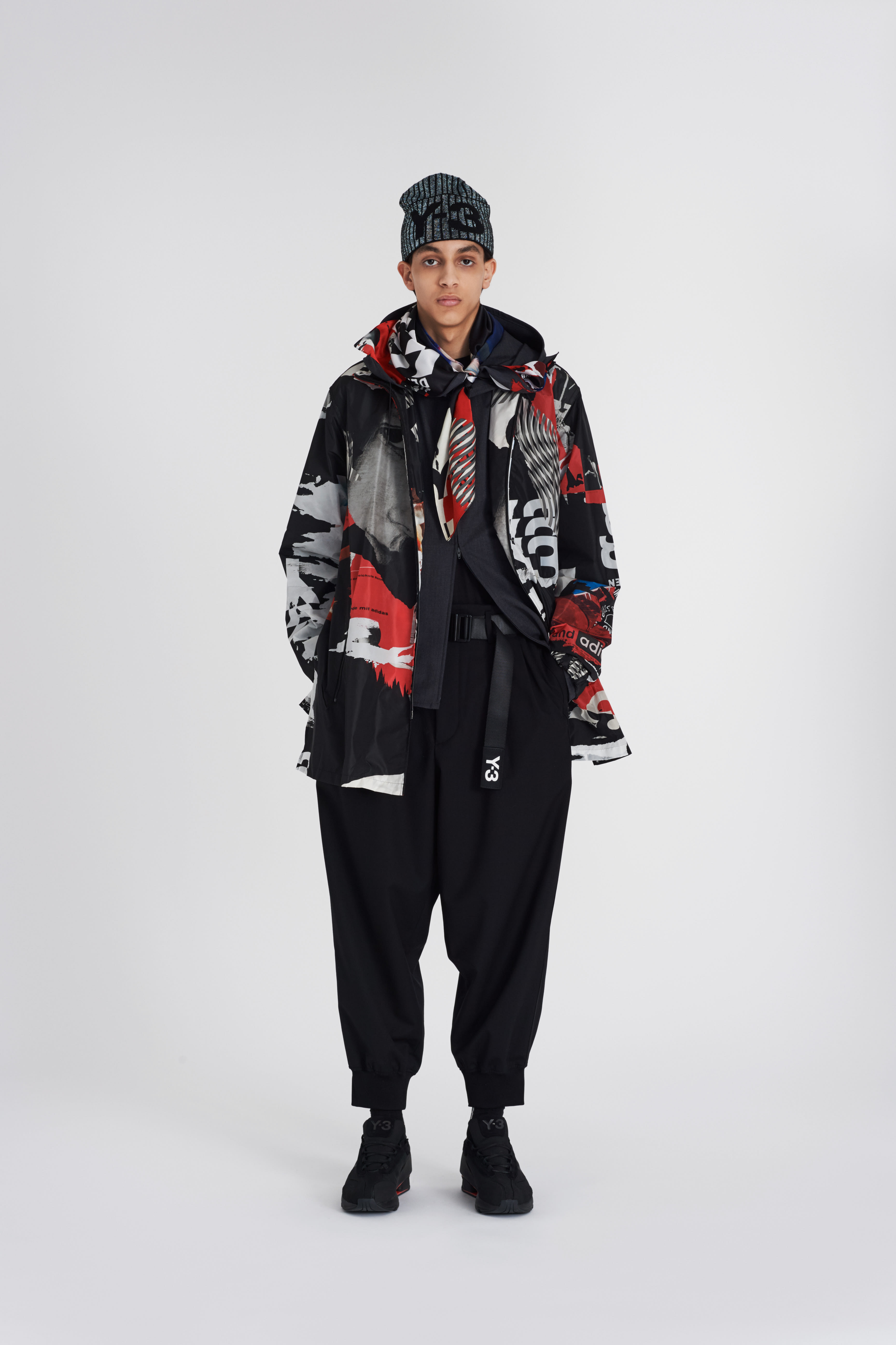 Y-3 AW20 Chapter 1 Look Book