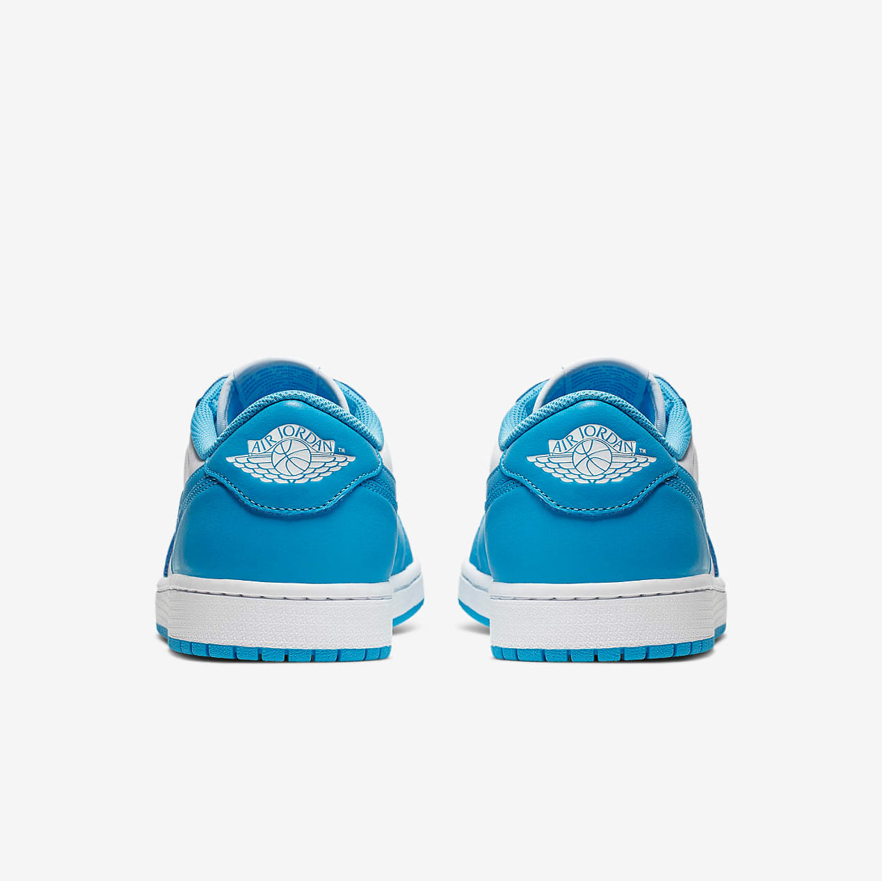 Nike SB Air Jordan 1 Low 'UNC' - CJ7891-401
