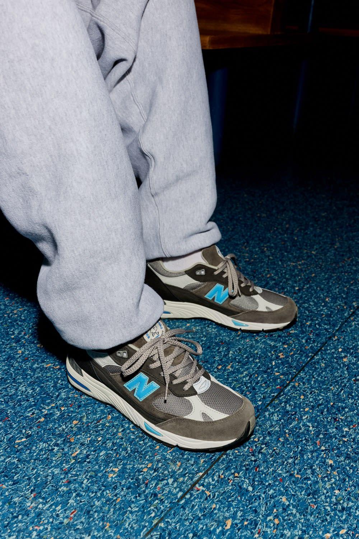 "New Balance x London Marathon ""Run The Boroughs"" Made in the UK 991"