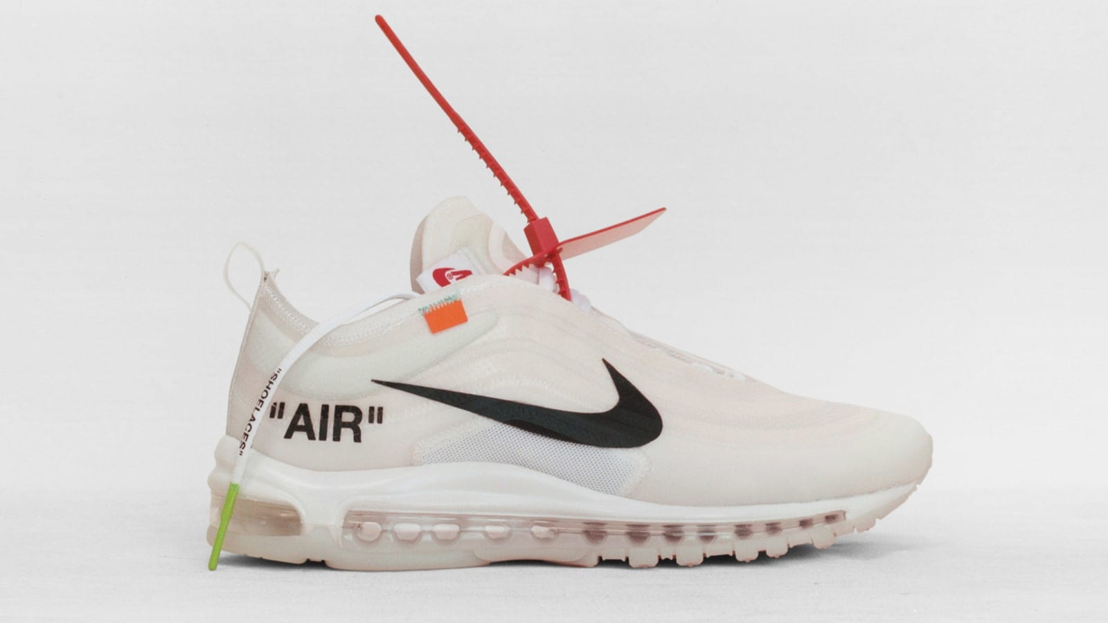 Off White X Nike Collaboration