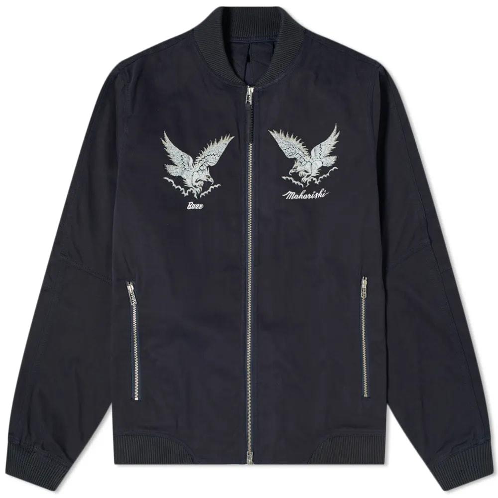Maharishi Drone Eagle Organic Tour Jacket