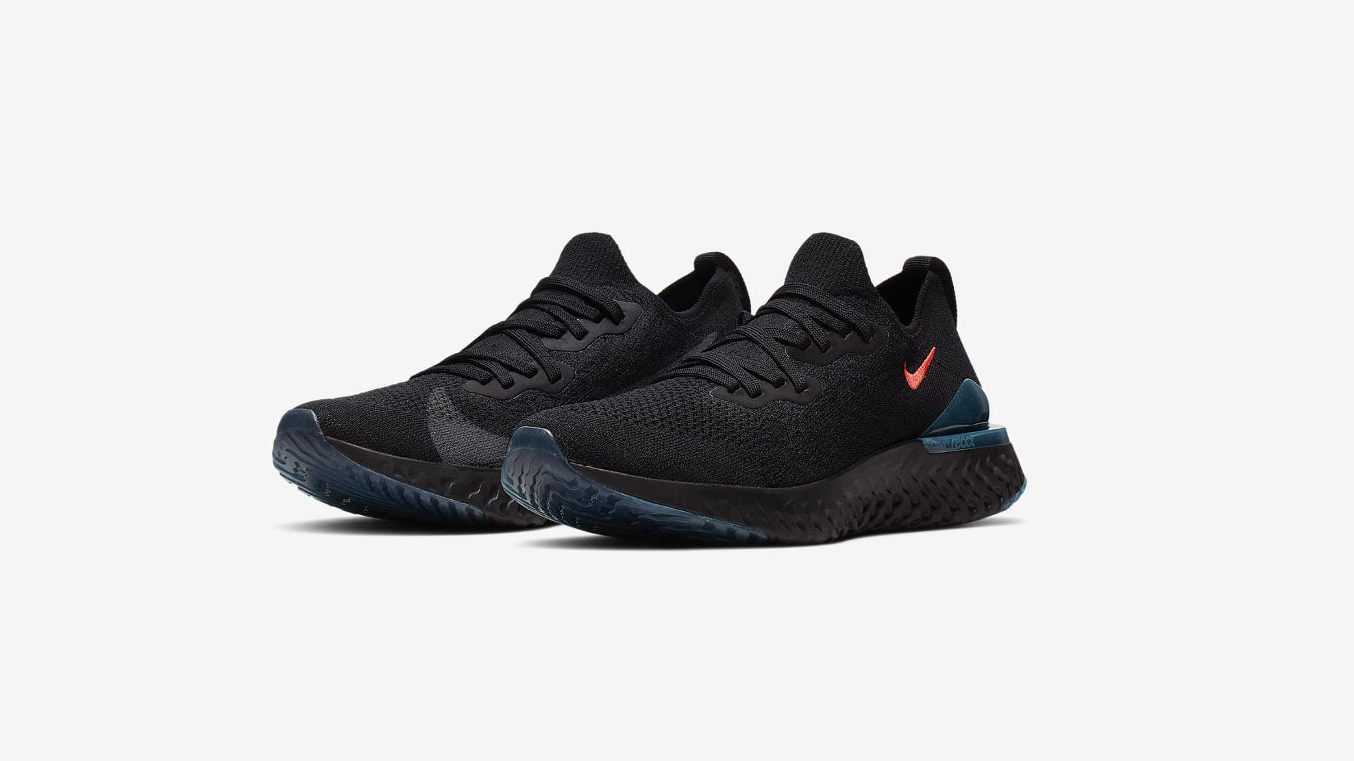 official photos 9e4b0 42556 Distilling the atmosphere of late night Berlin into an athletic sneaker  style, Nike present their latest footwear option, the  Epic React FK 2 .