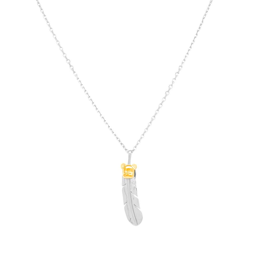 Medicom x Jam Feather Necklace