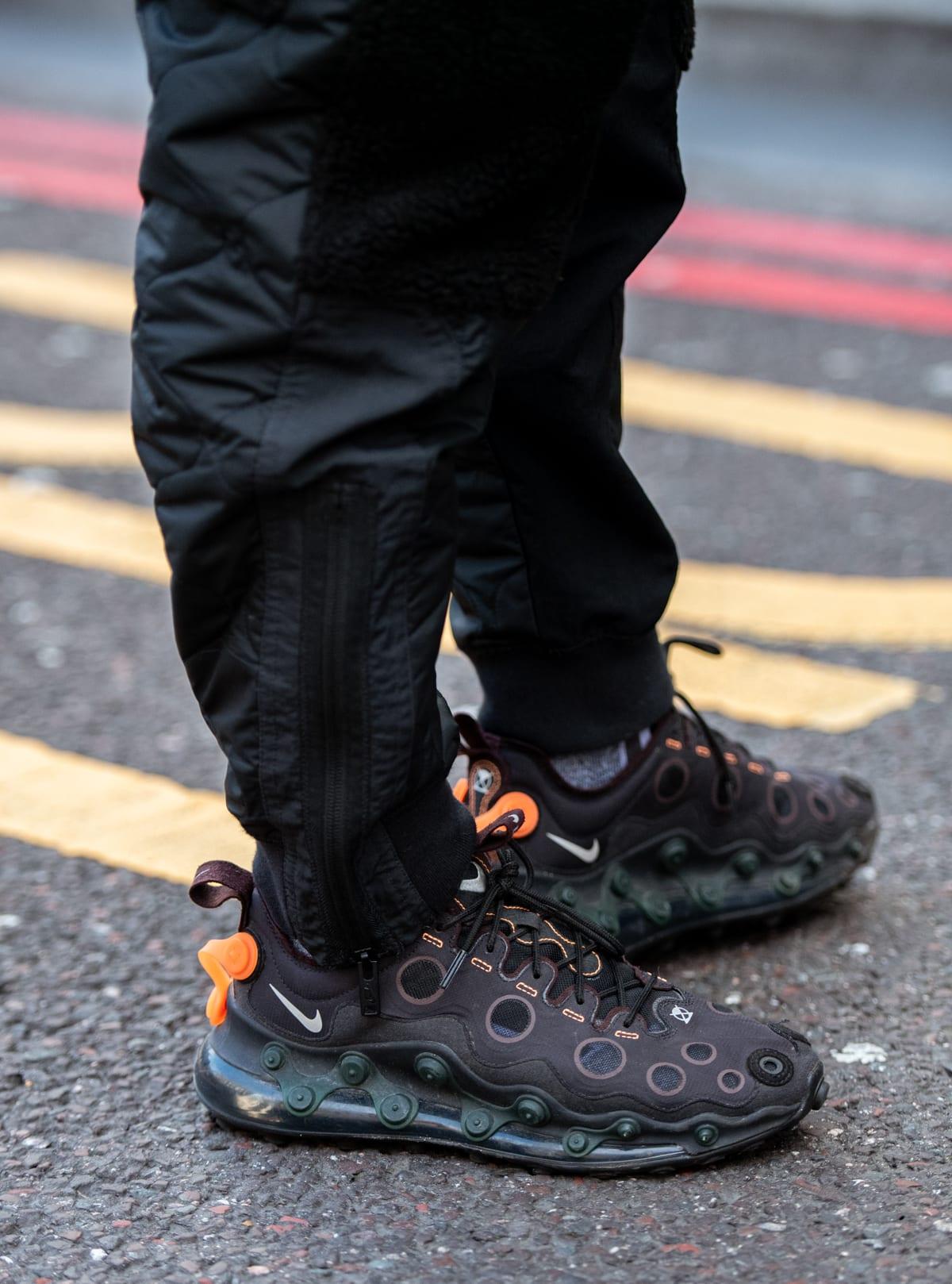 Nike Air Max 720 ISPA at London Men's Fashion Week AW20