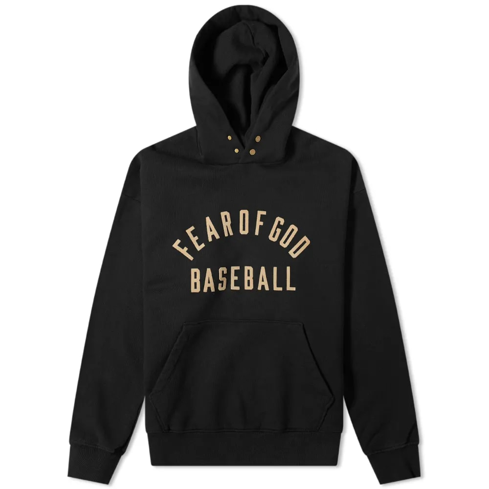 Fear of God Baseball Hoody