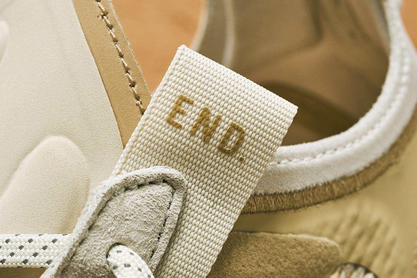 "END. x adidas Evo 4D ""Dune"" - FW9953"