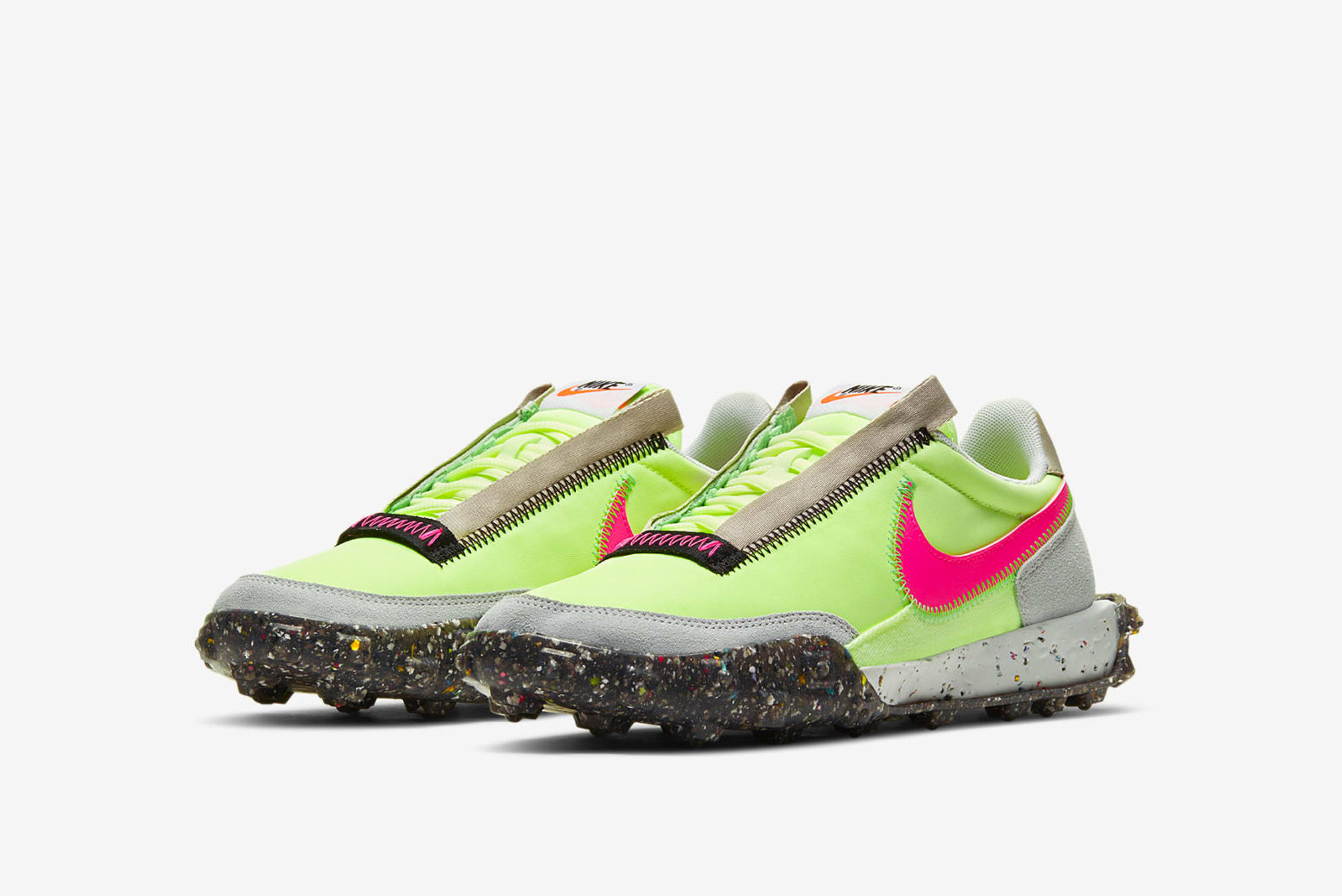 Nike Waffle Racer Crater W - CT1983-700