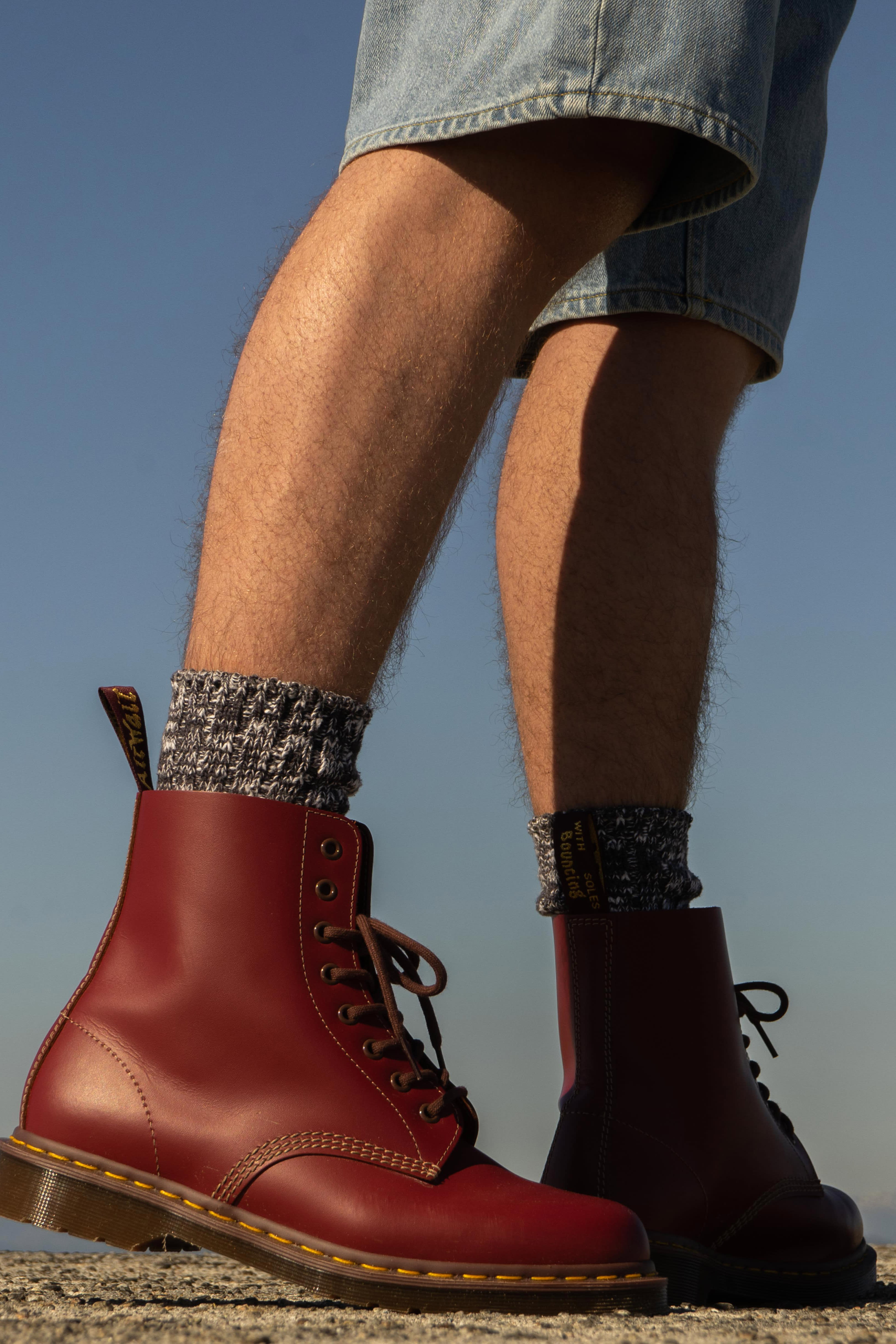 Dr. Martens Made In England look book shot by eye_C