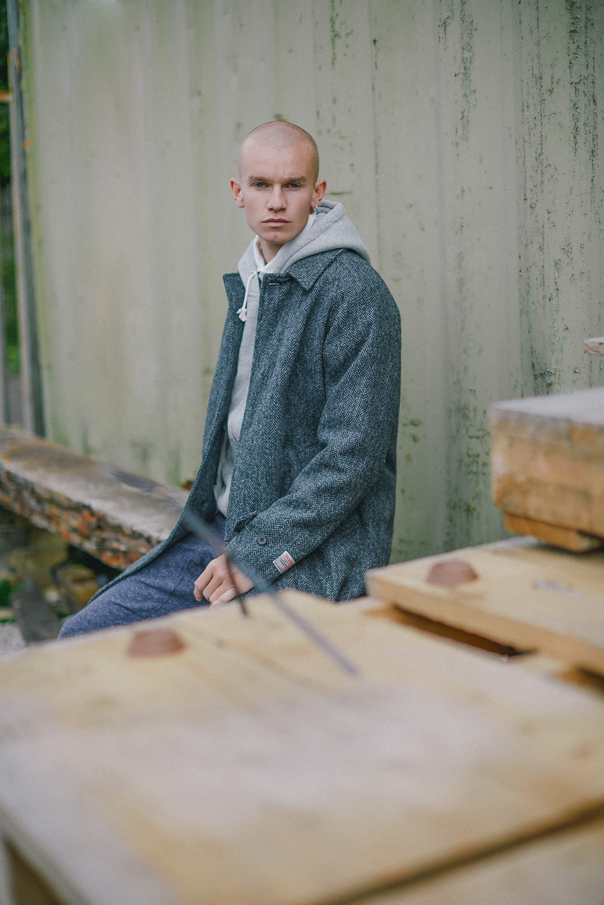 """Beams Plus AW19 - """"All You Need Is Ivy"""""""