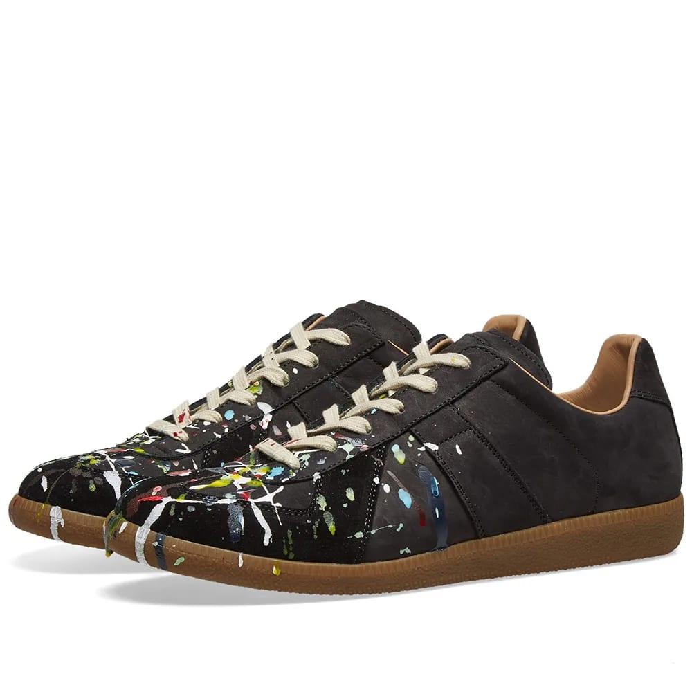 Maison Margiela 22 Painter Leather Replica Sneaker