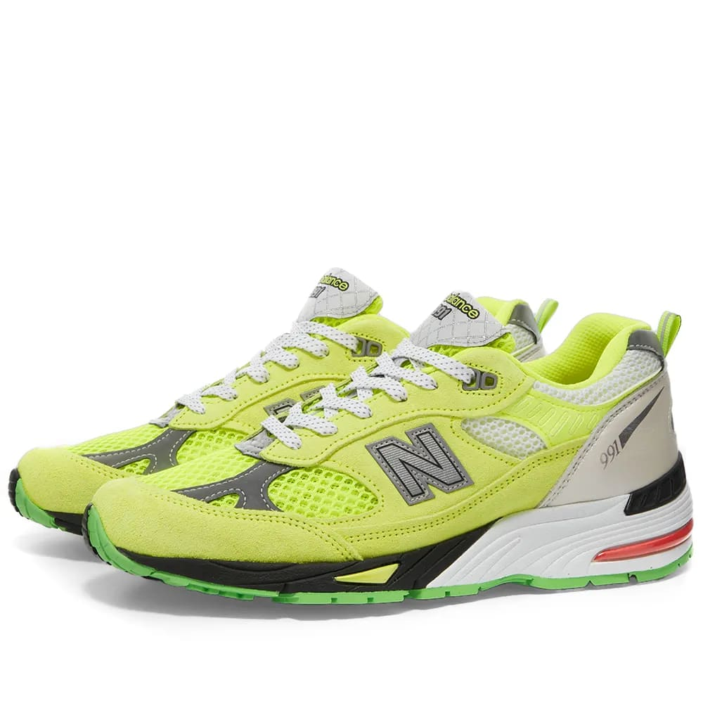 Aries x New Balance 991 - Made in England