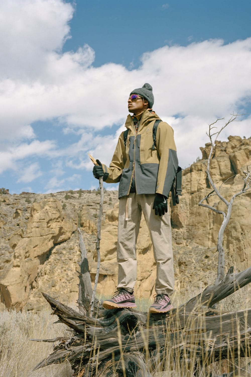 Nike ACG's Smith Rock Look Book for AW20
