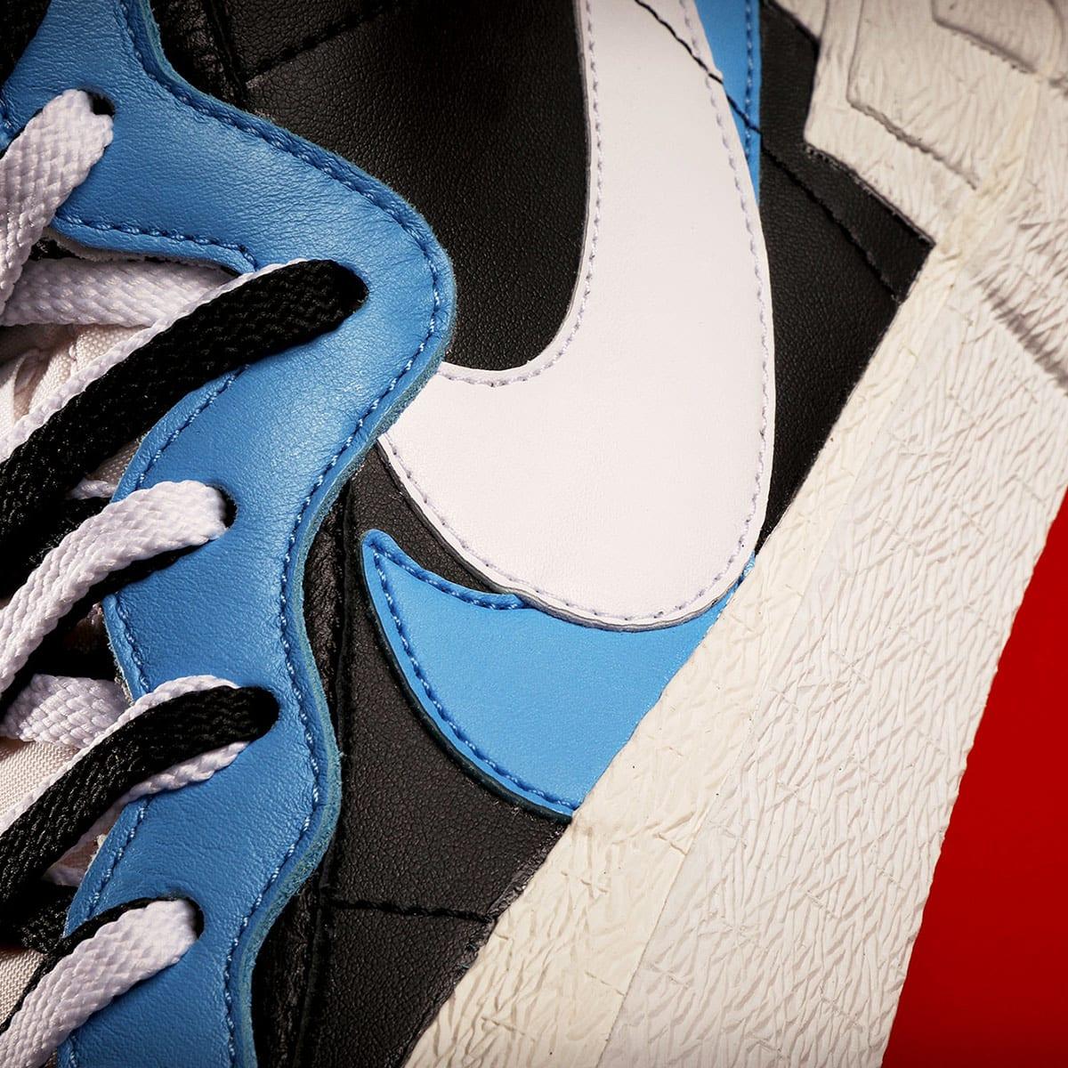 Nike x Sacai Blazer Mid - bv0072-001