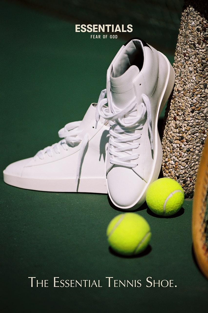 Jerry Lorenzo's Fear of God ESSENTIALS Tennis Shoe