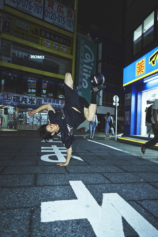 END. x adidas x NEIGHBORHOOD Present: Tokyo Freestyle by Team Air Technician