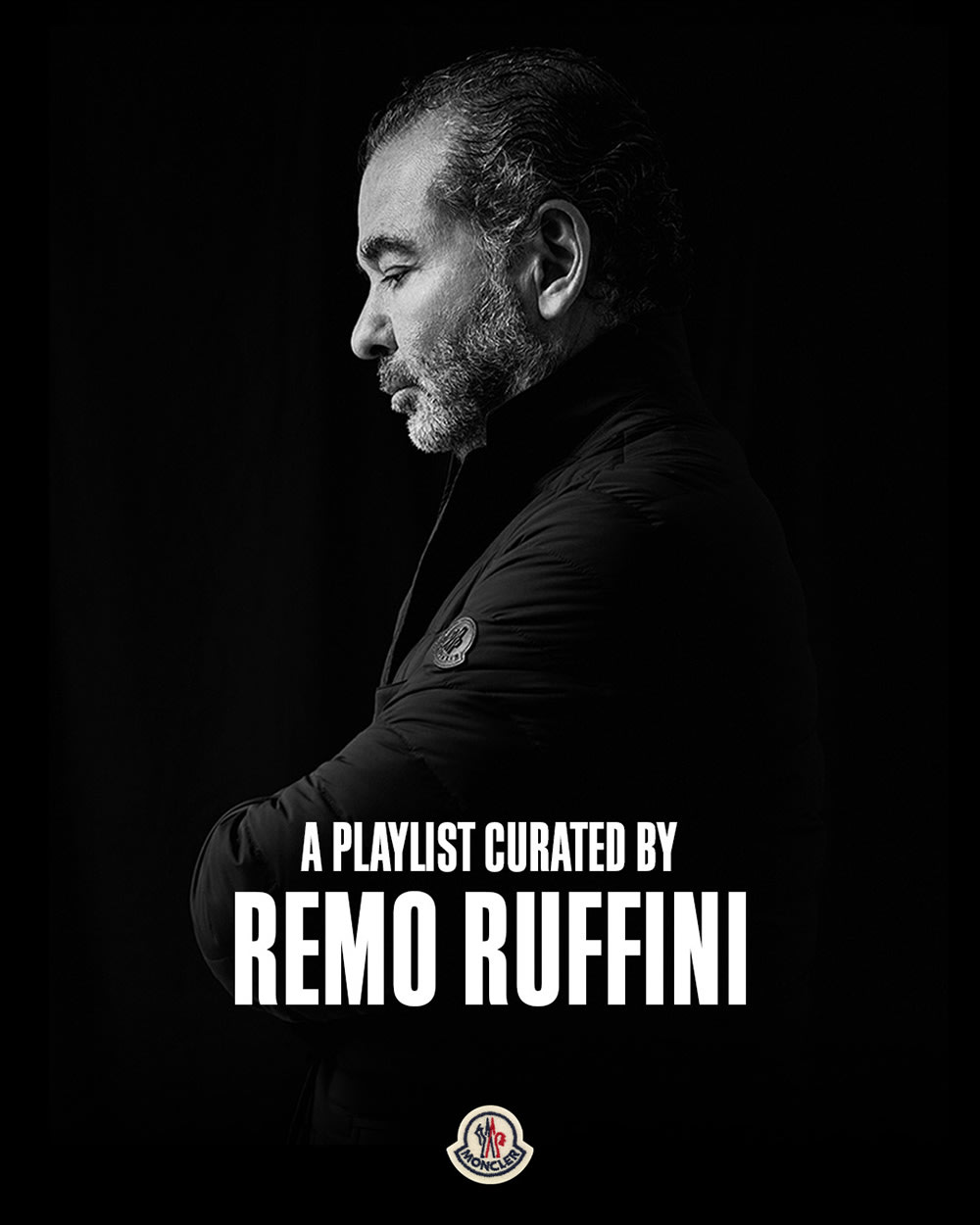 Warmly Moncler: A Spotify Playlist Curated by Remo Ruffini