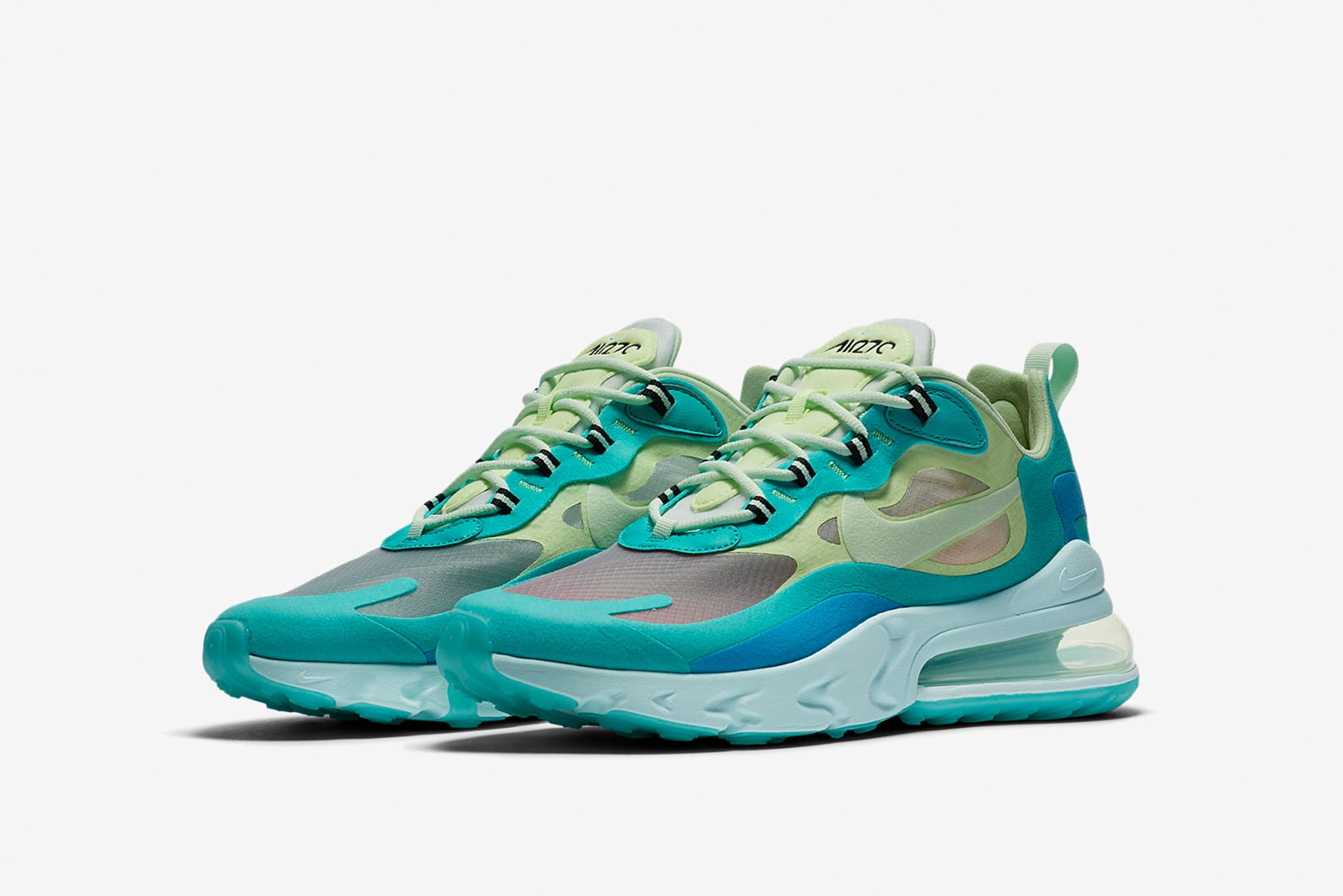 46953b05cd END. Features   Nike Air Max React 270 - Register Now on END. Launches