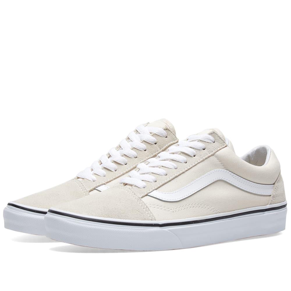 Vans Old Skool Birch \u0026 True White | END.