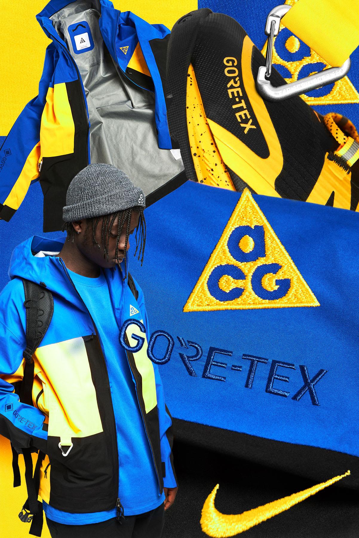 NIKE ACG Misery Ridge Gore-Tex Jacket - CV0634-405