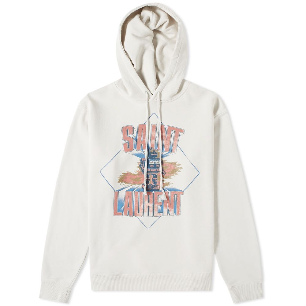 Damaged Robot Popover Hoody