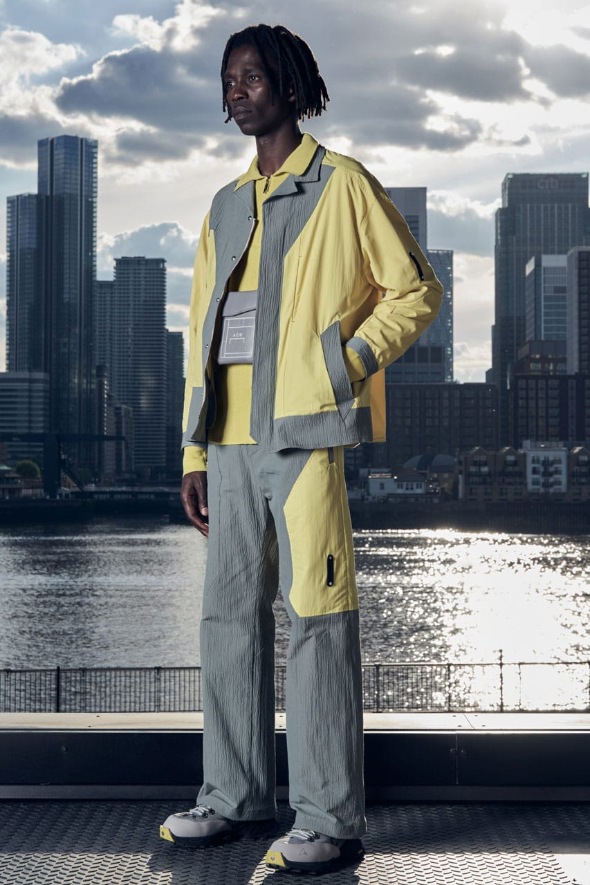 A-COLD-WALL* Resort 2022 Look Book