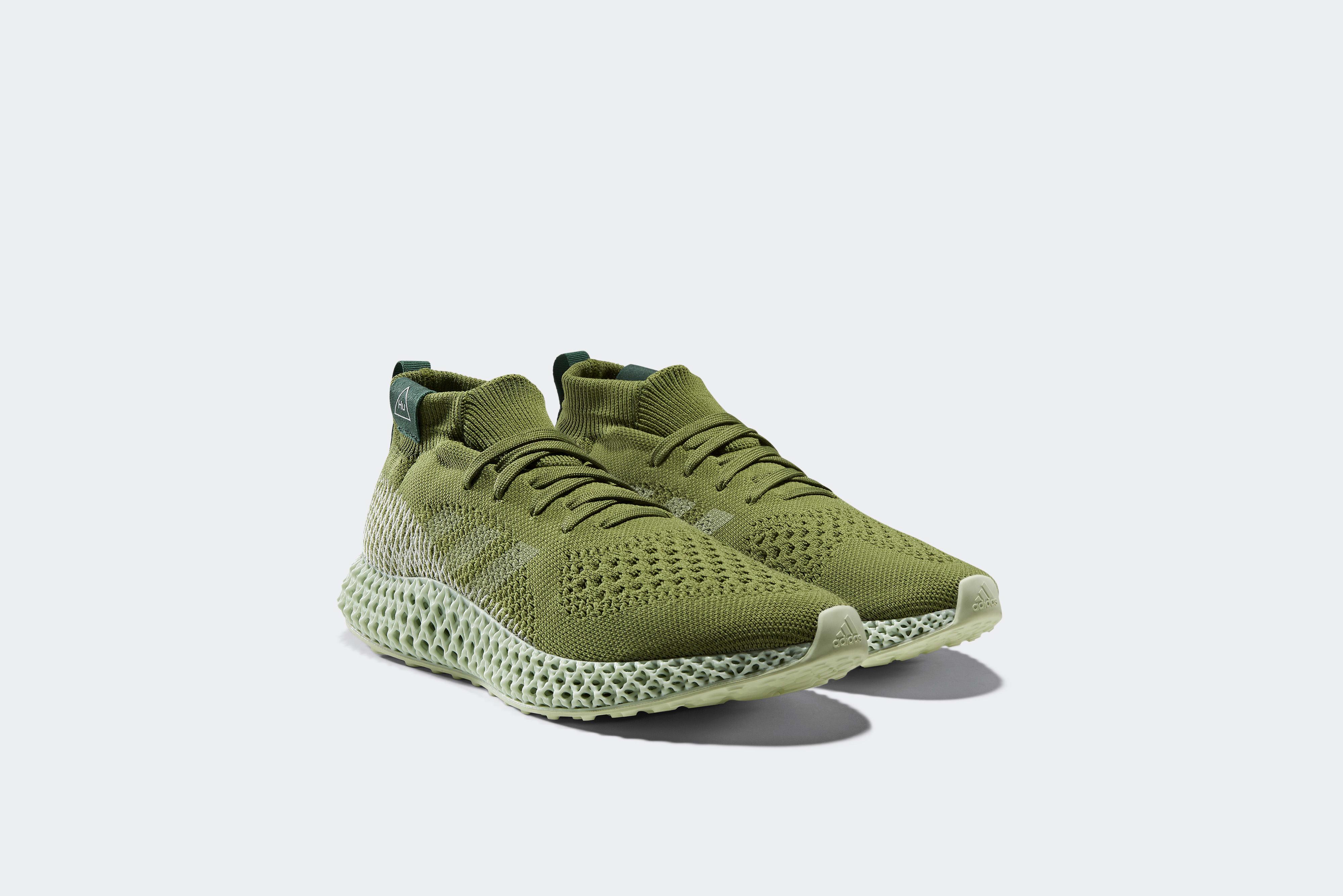 adidas x Pharrell Williams 4D Runner - FV6334