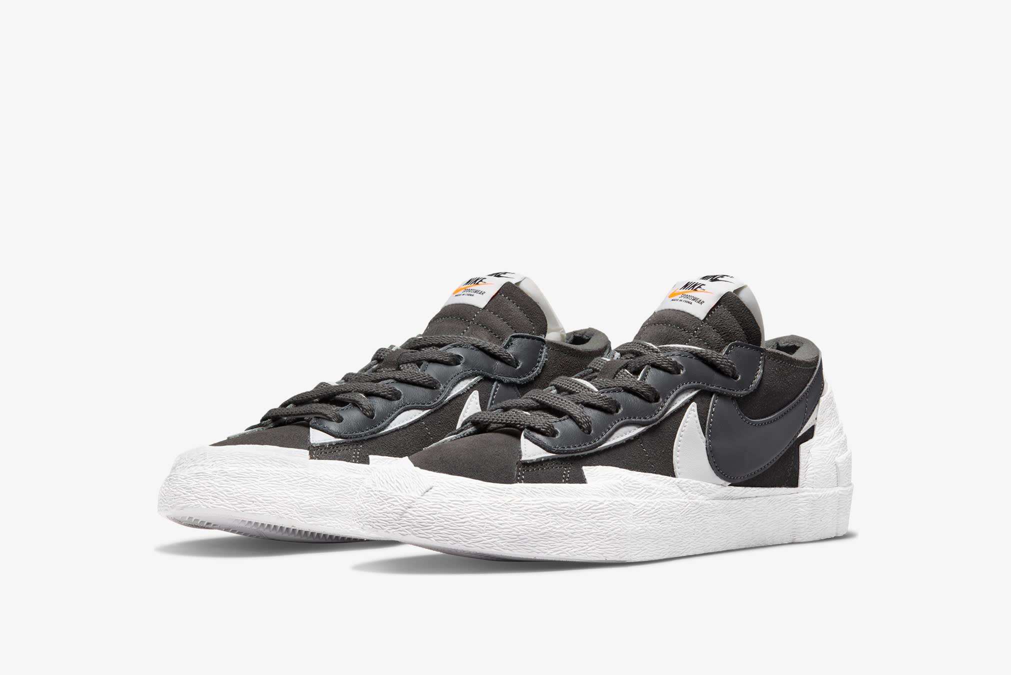 Nike x Sacai Blazer Low - DD1877-002