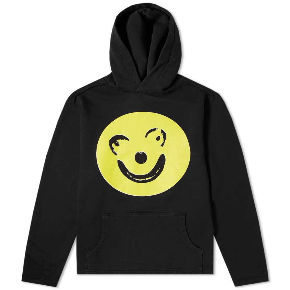 Yellow Blobby Hoody