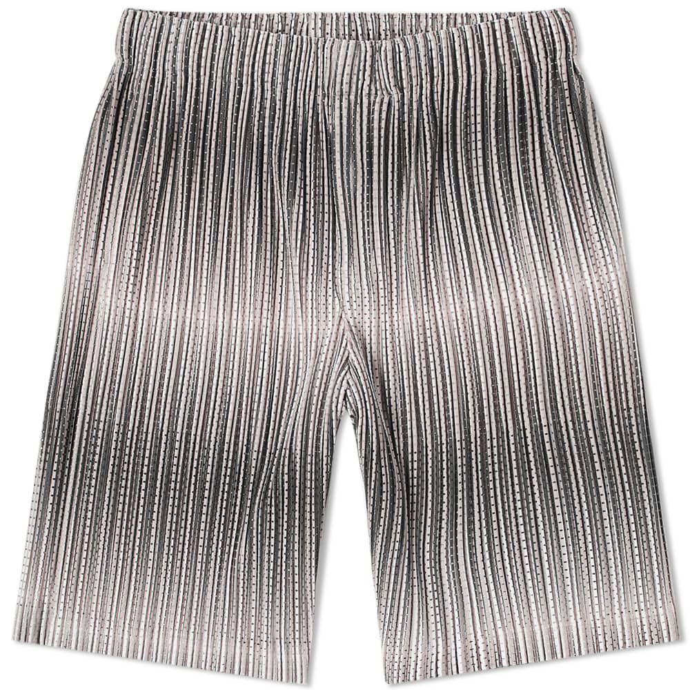 Curated 008 | Short-Stock - Homme Plisse Issey Miyake Hologram Mesh Shorts