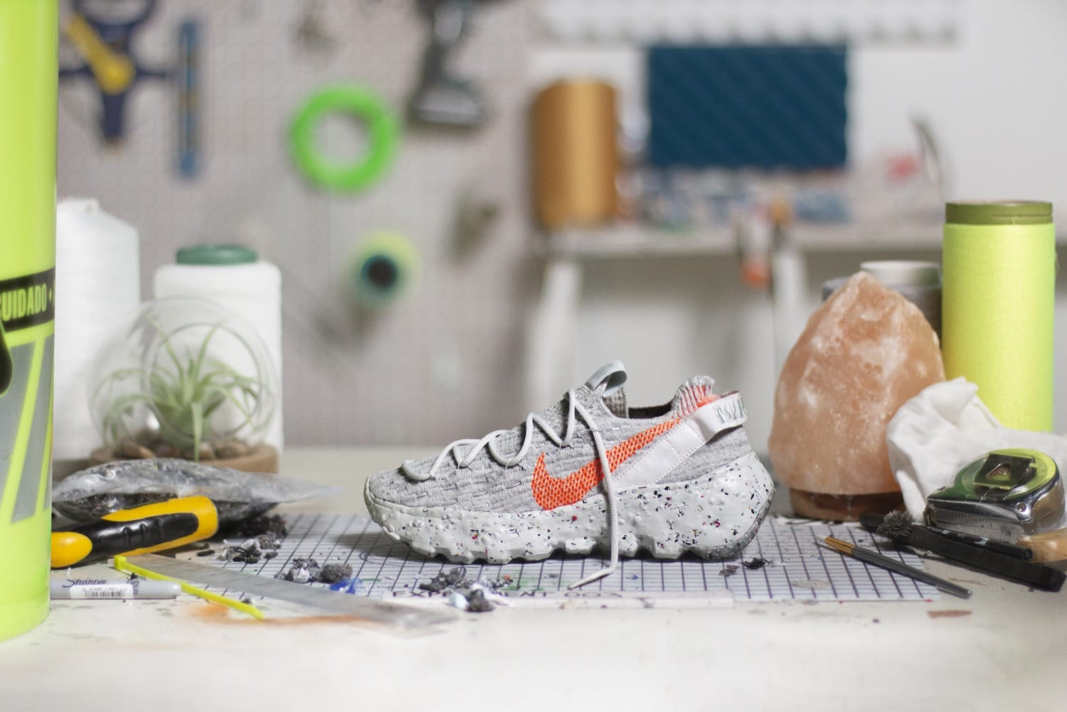 END. Features | Nike Space Hippie 04