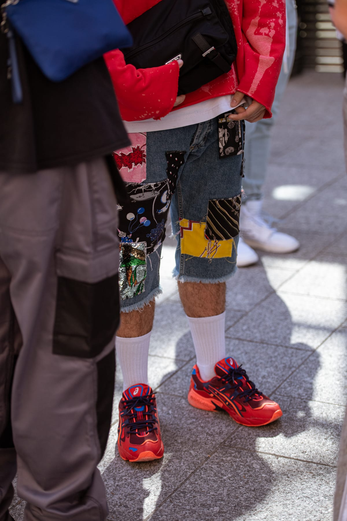 Paris Fashion Week Sneaker Style SS20