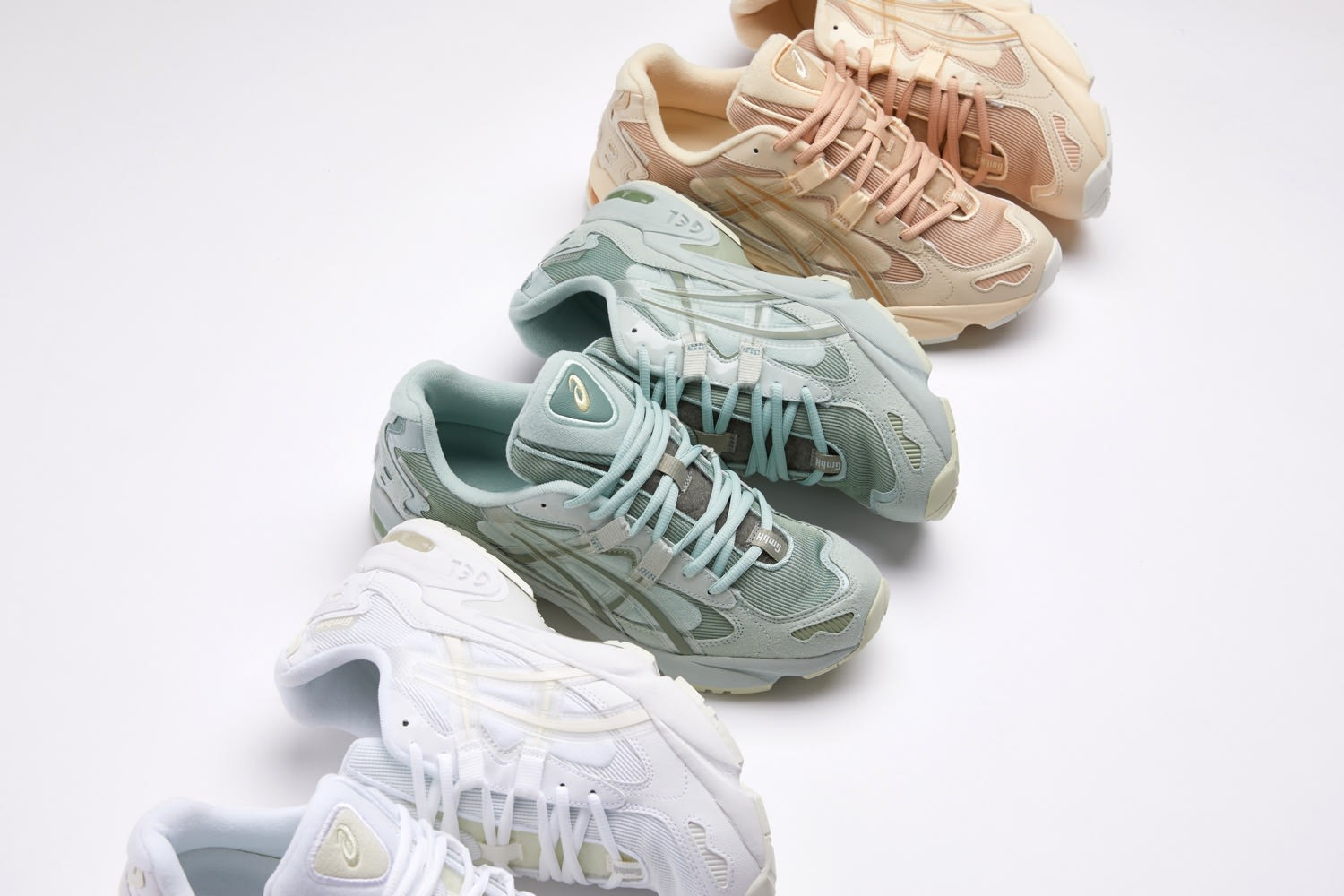 END. Features | ASICS x GmbH Gel Kayano 5 OG Launching