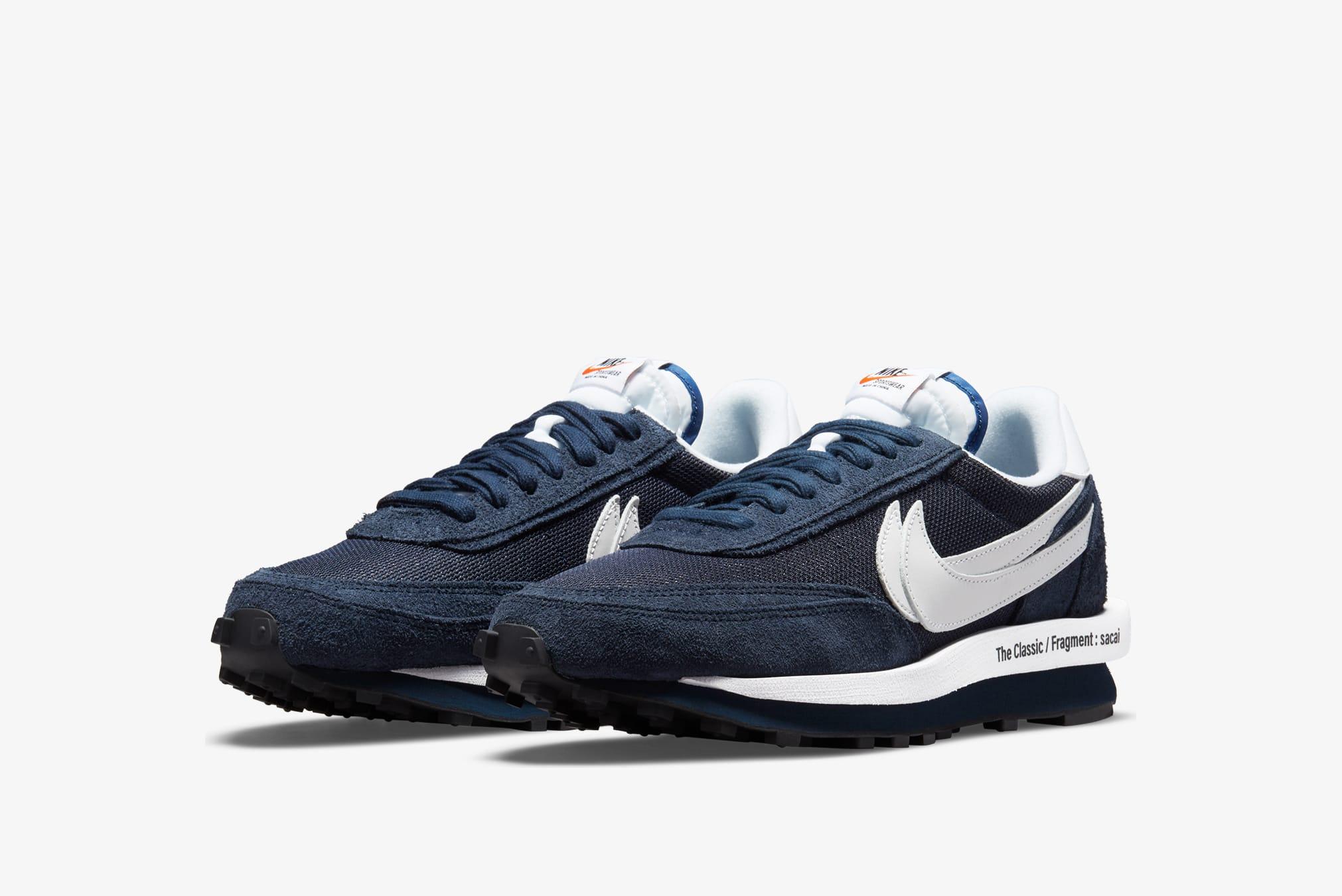 Nike x Sacai x Fragment LDWaffle - DH2684-400