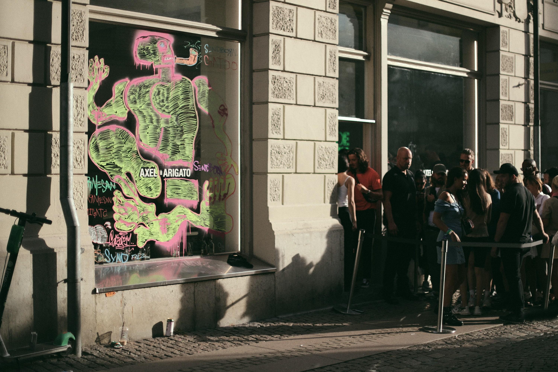 Axel Arigato store Gothenburg
