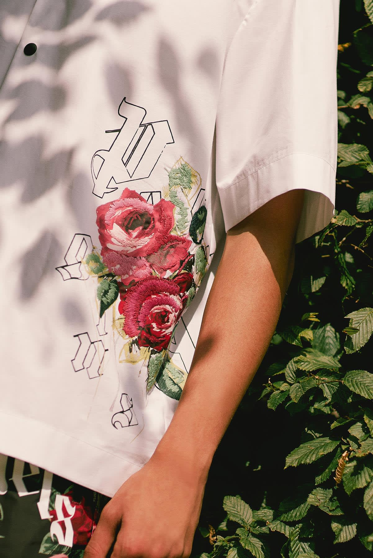 """END. x Palm Angels """"English Rose"""""""