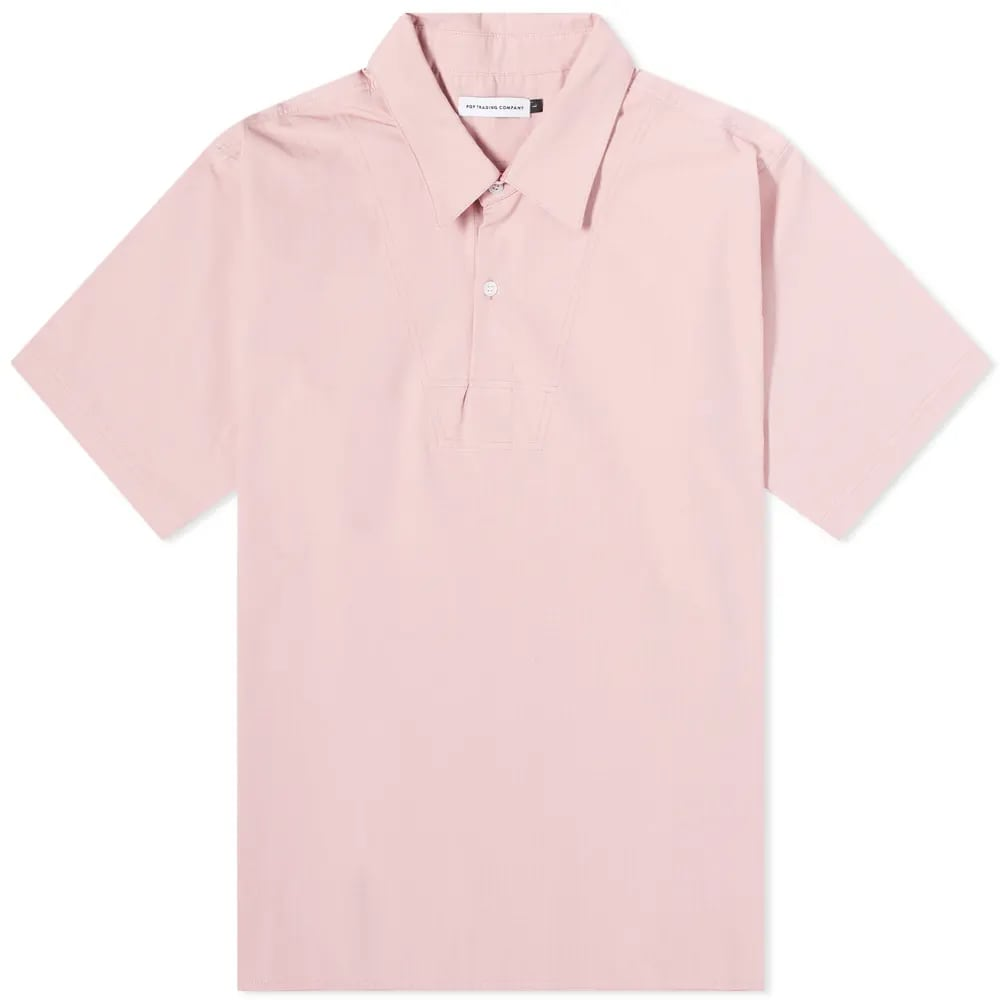POP Trading Company Italo Short Sleeve Shirt