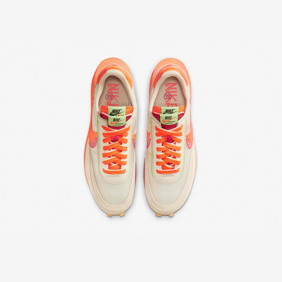 Nike x Sacai x Clot LDWaffle - DH1347-100