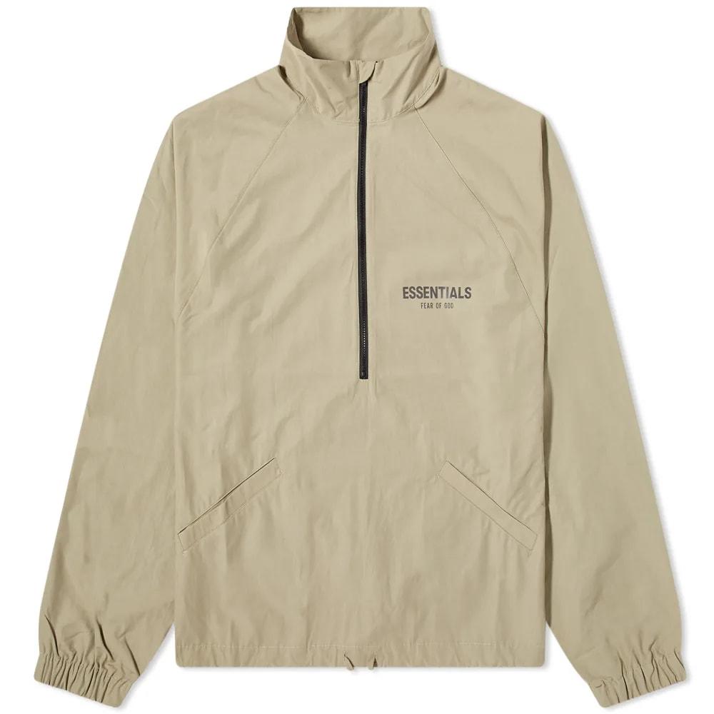 Fear of God Essentials Summer Half Zip Track Jacket