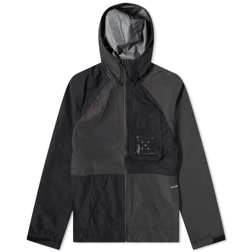 POP Trading Company Patch Panel Oracle Jacket