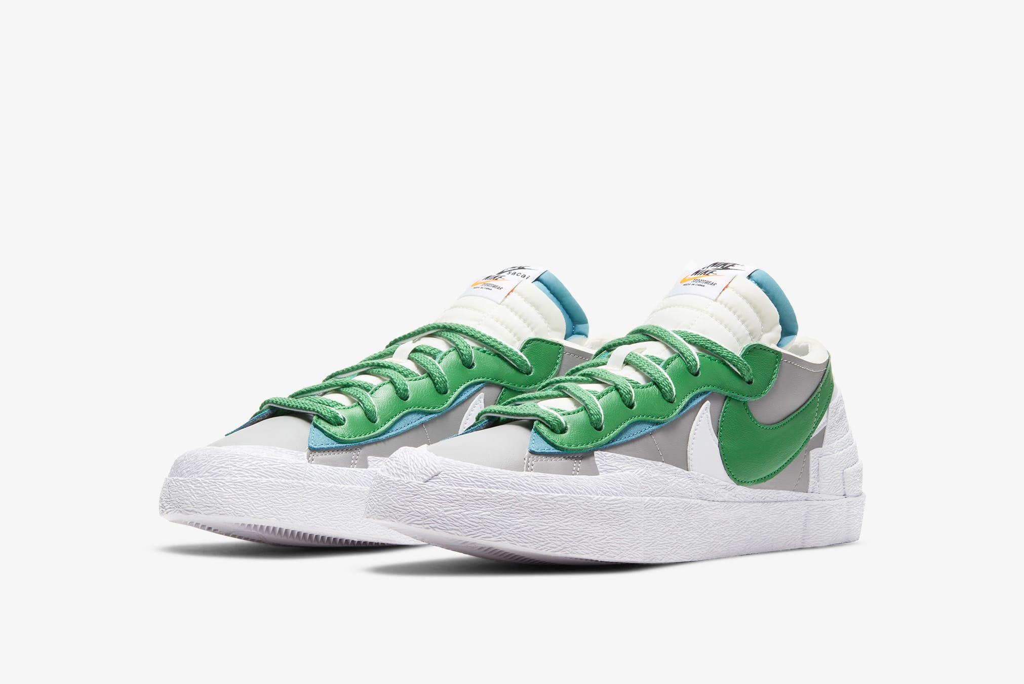 Nike x Sacai Blazer Low - DD1877-001
